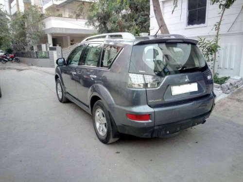 Used Mitsubishi Outlander 2.4 Chrome Ltd, 2011, Petrol AT for sale in Hyderabad -7