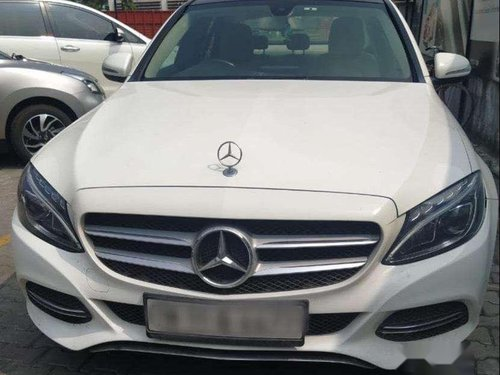 Used Mercedes Benz C-Class 220 AT for sale in Chennai at low price