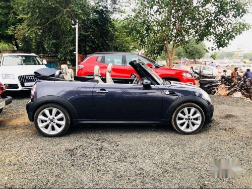 Used Mini Cooper Convertible 1.6, 2011, Petrol AT for sale in Ahmedabad