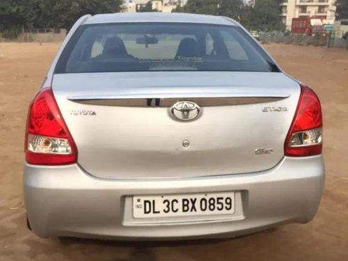 2012 Toyota Etios GD Diesel MT in New Delhi