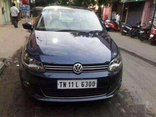 Volkswagen Vento Highline Diesel, 2015, Diesel AT for sale in Chennai