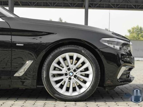 2017 BMW 5 Series AT for sale in Aluva