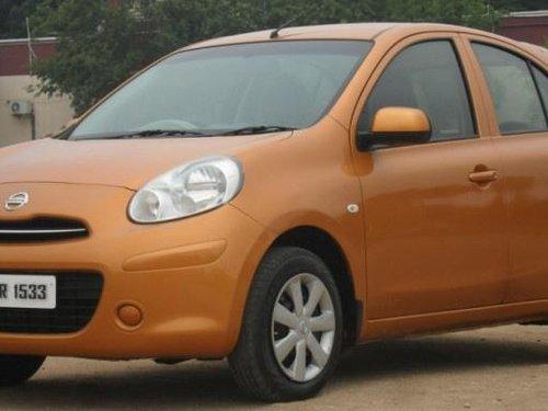 Nissan Micra 2010-2012 Diesel XV Premium MT for sale in Coimbatore