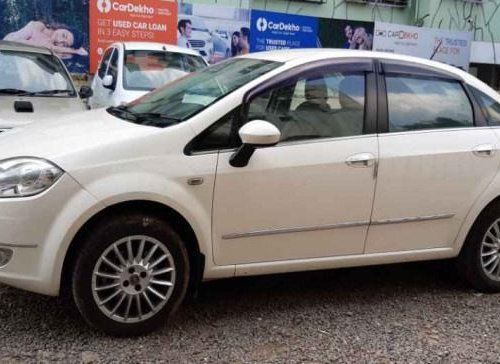 2011 Fiat Linea T Jet Emotion MT for sale in Pune