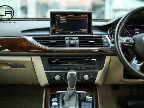 2015 Audi A6 35 TDI AT for sale in Ludhiana