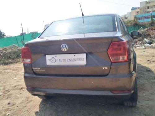 Volkswagen Vento 2015 MT for sale in Hyderabad