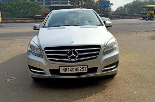 Used 2013 Mercedes Benz R Class AT for sale in Pune