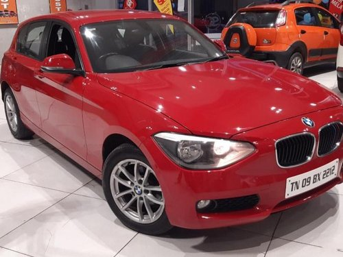 BMW 1 Series 2013-2015 118d Base AT for sale in Chennai