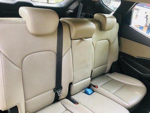 Used Hyundai Santa Fe Version 2WD AT car at low price in Pune