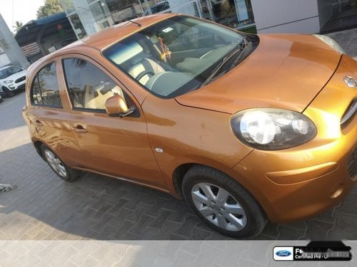 Used Nissan Micra Diesel XV Premium MT car at low price in Coimbatore