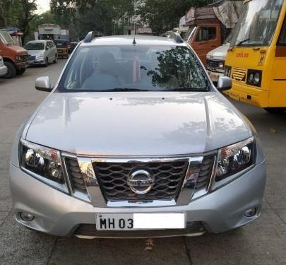 Used 2014 Nissan Terrano XL MT for sale in Thane-9