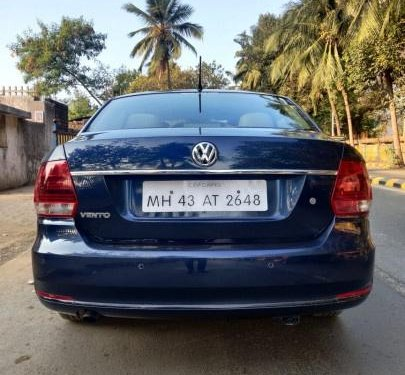 Used Volkswagen Vento 1.5 TDI Comfortline AT 2015 in Mumbai