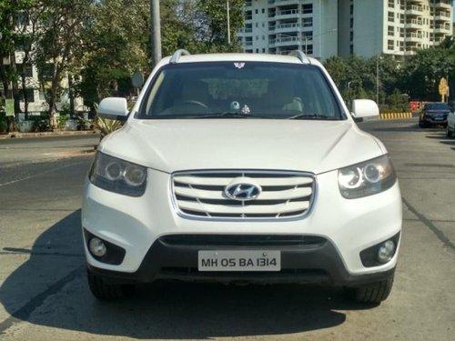 2011 Hyundai Santa Fe Version 4X4 MT for sale at low price in Mumbai