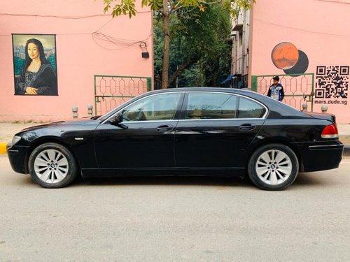 Used BMW 7 Series AT 2007-2012 car at low price in New Delhi