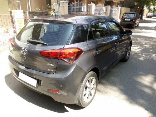 Used 2017 Hyundai Elite i20 Version 1.4 Asta Option MT for sale in Chennai