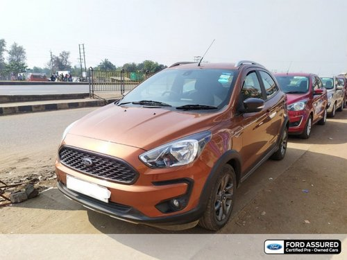 Used 2016 Ford Freestyle Titanium Diesel MT for sale in Durgapur