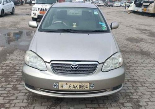 Used Toyota Corolla H5 MT 2007 in Gurgaon