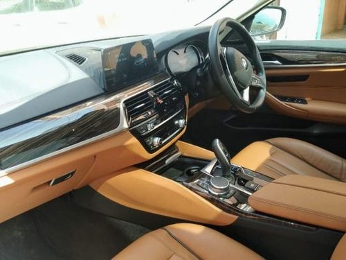 2018 BMW 5 Series 520d Luxury Line AT for sale in Bangalore
