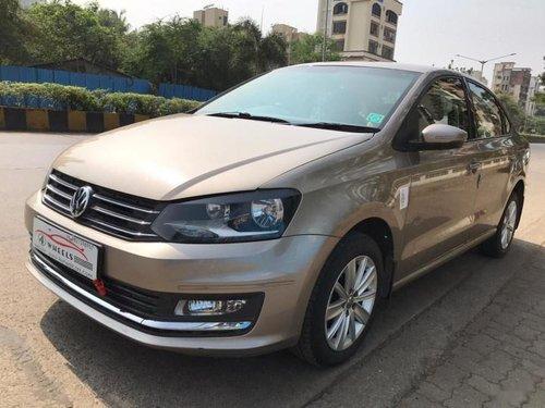 Volkswagen Vento 1.5 TDI Highline MT 2015 in Mumbai