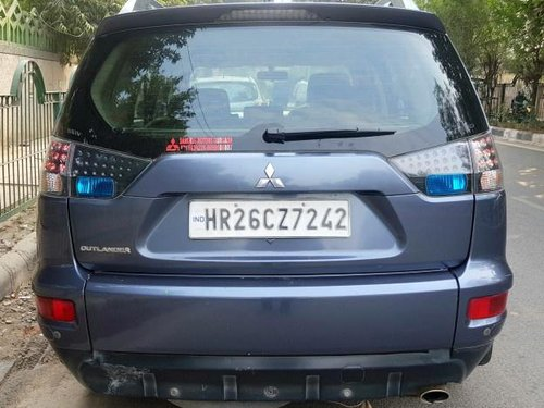 Used Mitsubishi Outlander 2.4 AT 2011 in New Delhi