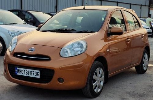 Used Nissan Micra XV MT 2012 in Pune