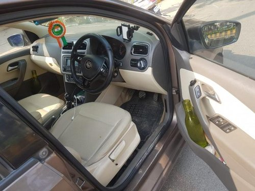 2015 Volkswagen Vento Version 1.5 TDI Highline AT for sale at low price in Pune