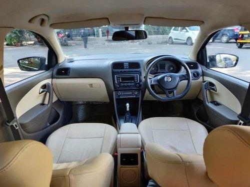 Volkswagen Vento 2015 1.5 TDI Comfortline AT For sale in Mumbai