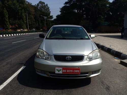 Used 2003 Toyota Corolla MT for sale in Bangalore