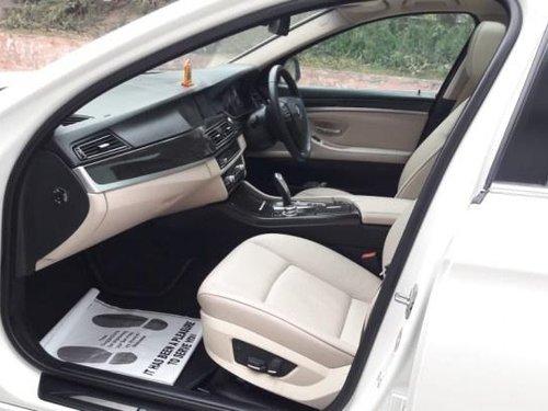 BMW 5 Series 520d Sedan AT 2012 in New Delhi