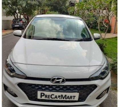 Hyundai Elite i20 1.2 Asta Option 2018 MT for sale in Bangalore
