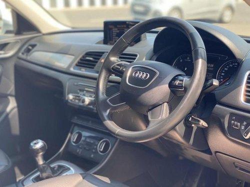 Audi Q3 2.0 TDI Quattro AT 2016 in Chennai