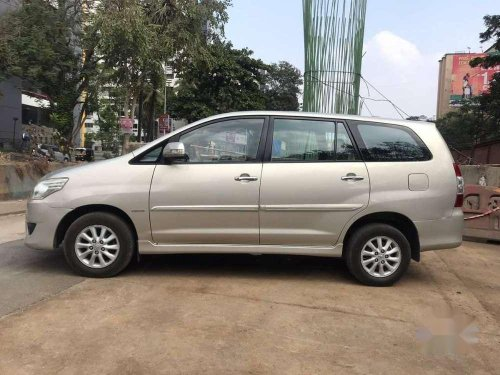 Used Toyota Innova 2.5 VX 7 STR AT car at low price in Mumbai