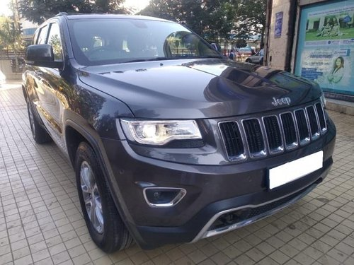 2016 Jeep Grand Cherokee SRT 4X4 AT for sale in Mumbai