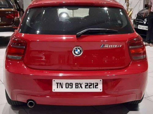 2014 BMW 1 Series AT for sale in Chennai