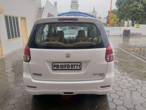 Used 2015 Maruti Suzuki Ertiga VDI MT for sale in Ludhiana