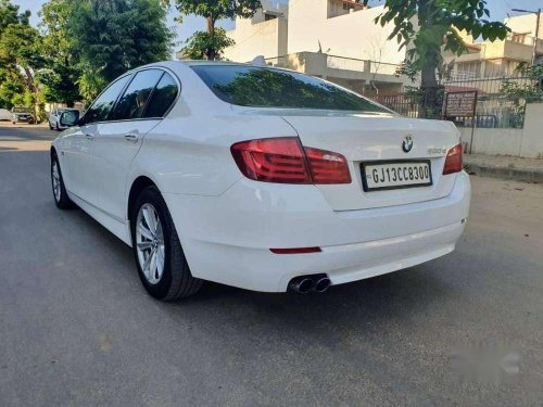 Used BMW 5 Series 520d Luxury Line, 2011, Diesel AT for sale in Ahmedabad