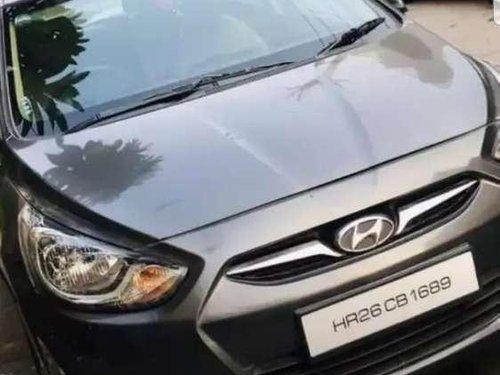 2014 Hyundai Verna MT for sale in Agra