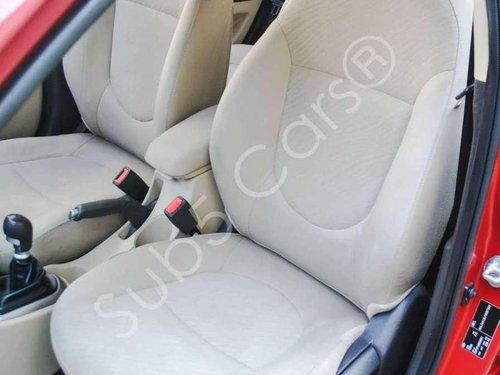 Used 2015 Hyundai Verna Version 1.6 VTVT S AT for sale in Hyderabad