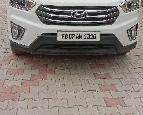 Used Hyundai Creta Version 1.6 CRDi SX Option MT car at low price in Dhuri