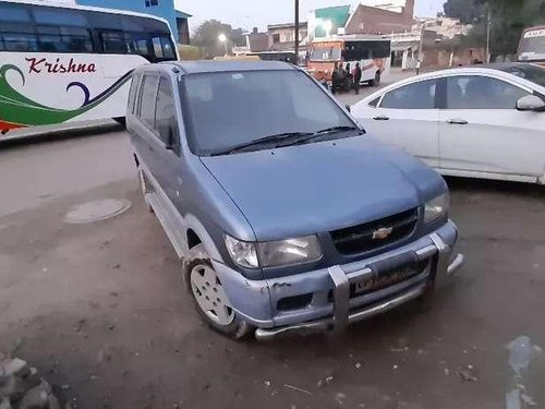 Used Chevrolet Tavera MT car at low price in Allahabad