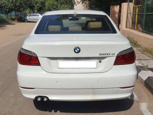 BMW 5 Series 520 D M Sport, 2009, Diesel AT in Hyderabad