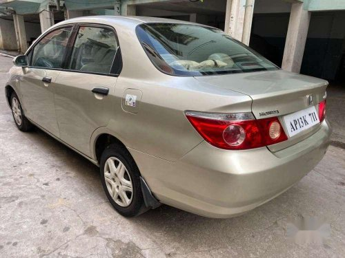Honda City Zx ZX EXi, 2006, Petrol AT for sale in Secunderabad
