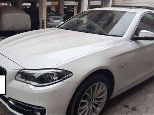 Used 2014 BMW 5 Series Version 520d Luxury Line AT for sale in Hyderabad