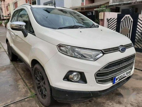 Used Ford EcoSport MT car at low price in Jabalpur
