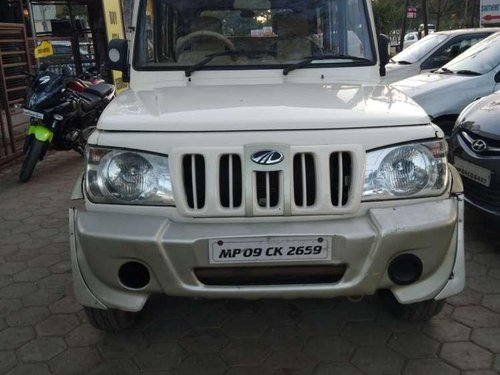 2011 Mahindra Bolero MT for sale at low price in Bhopal