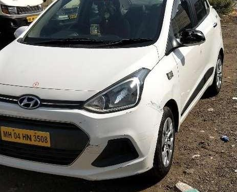 Hyundai Xcent Base 1.2, 2016, Diesel MT for sale in Thane