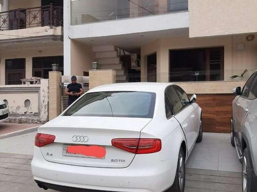 Used 2014 Audi A4 AT for sale in Chandigarh