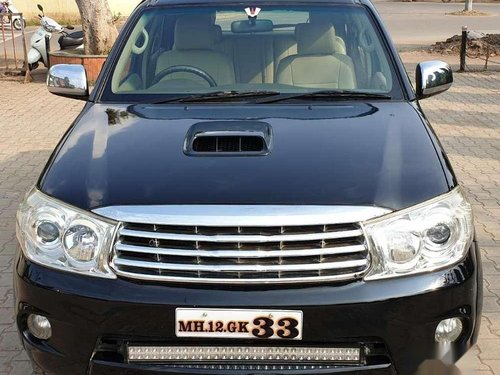 Toyota Fortuner 4x4 Manual Limited Edition, 2010, Diesel MT for sale in Pune