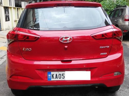 Used Hyundai Elite i20 1.2 Asta Option 2017 MT for sale in Bangalore