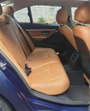 Used 2018 BMW 3 Series 320d Luxury Line AT for sale in Bangalore